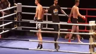 Тайский бокс. Самый смешной бой!