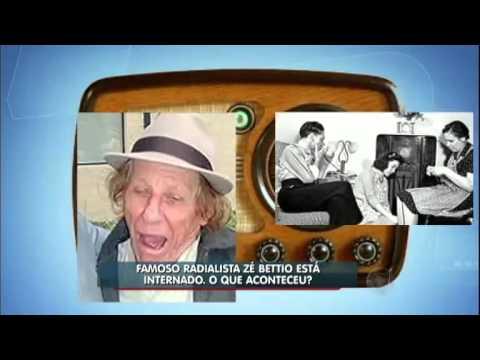 Morre Zé Bettio veja a trajetória do radialista