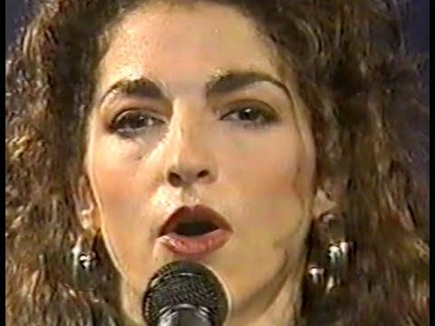 [Rare] Can't Stay Away From You (live) Gloria Estefan 1989 (part 3 of 3)