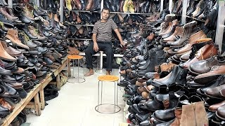 100% Leather Export Quality Boots Factory Price Mens Style Winter Shoes Cheapest Price Shoes Market