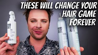 BEST TECNI ART PRODUCTS   Best L'oreal Professional Hair Products   Best pre styling hair products