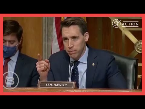 Josh Hawley Slams Politicians for Telling Voters to 'Shut Up'