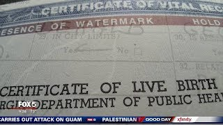 I-Team: Plan Ahead If You Need a Copy of Your Birth Certificate