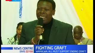 Please pray for our president, CS Wamalwa urges Kenyans to support Uhuru