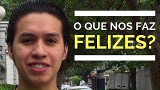 O SEGREDO DA FELICIDADE | RANDER SOUSA