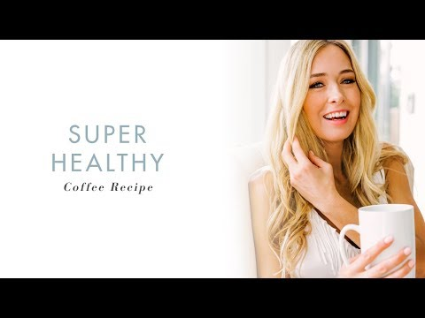 Super Healthy Coffee: Reduce stubborn body fat, Good for your health, and slims the waistline