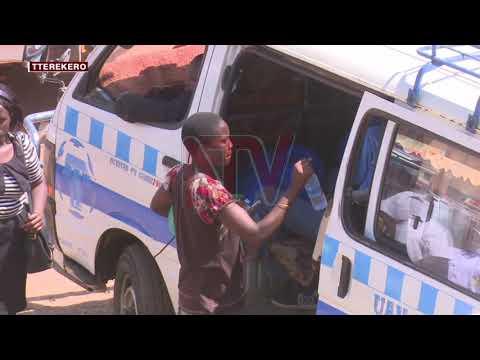 OKULUNG'AMYA TAKISI: Gavumenti eyimirizza ebibiina bya takisi