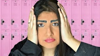 COMO ME MAQUILLABA EN LA SECUNDARIA | HOW I DID MY MAKEUP IN HIGH SCHOOL