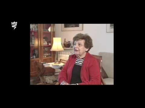 Annette Adler, rescapée de la Shoah, raconte son passage clandestin en zone libre