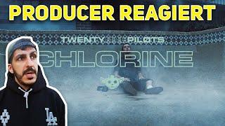 Producer REAGIERT Auf Twenty One Pilots   Chlorine (Official Video)