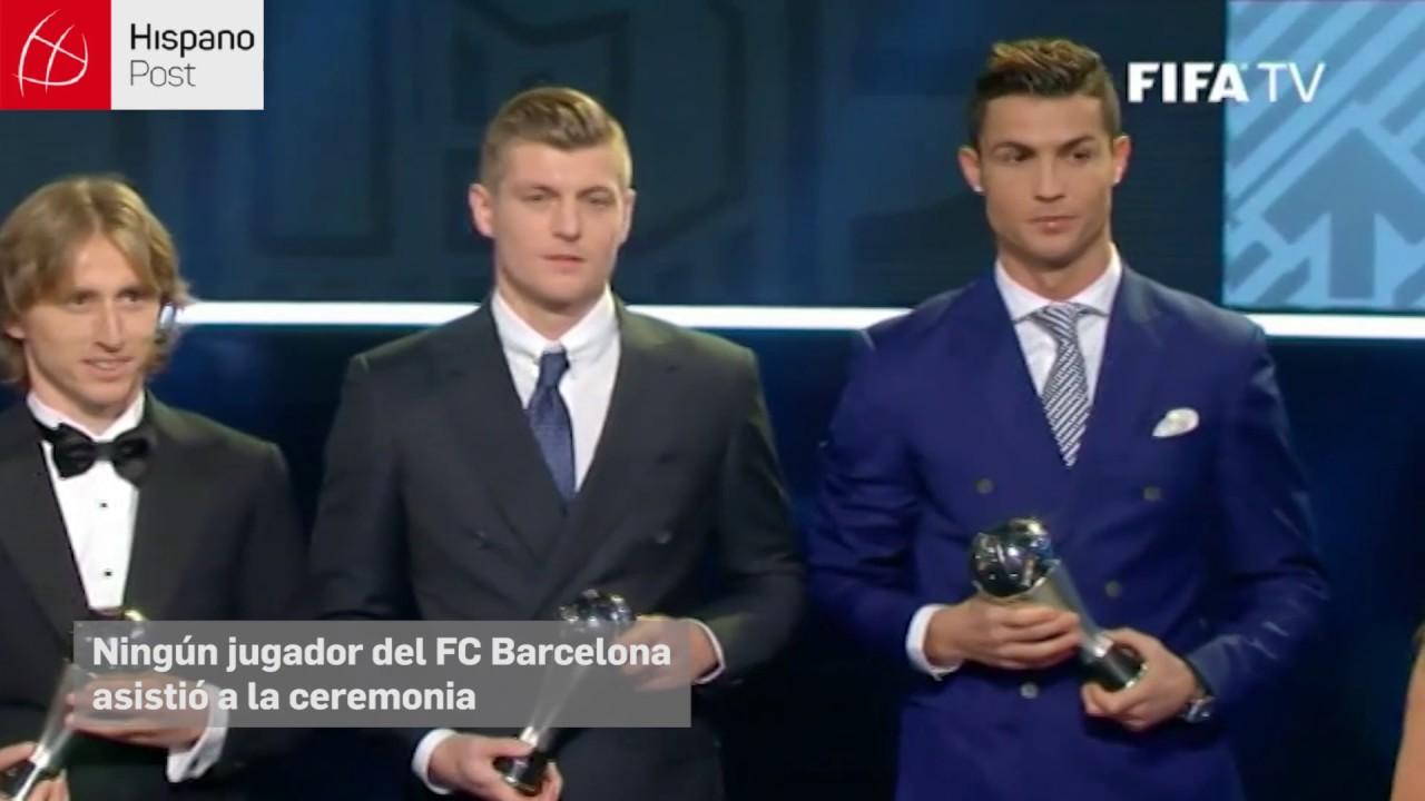 Premios FIFA 2017