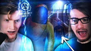 CONTAINING THE BIOHAZARD.. | SCP: Containment Breach (PART 4)
