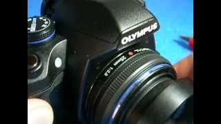 preview picture of video 'Olympus Zuiko Digita 25mm f2,8 hyperfocal'