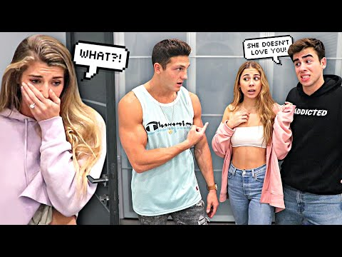Telling Jatie Vlogs They CAN'T Get Married..