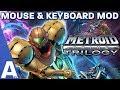 Metroid Prime Trilogy Mouse amp Keyboard Mod Tutorial R