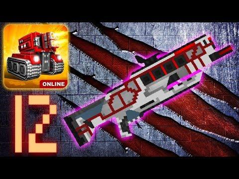 Blocky Cars Online - Last Salvo Gameplay (Gameplay Part 12)