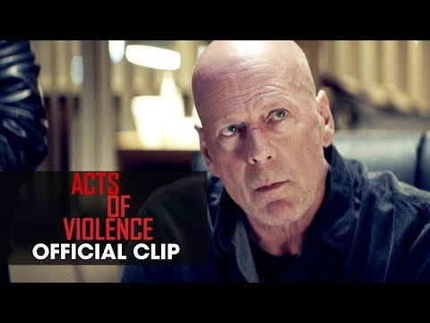 Acts of Violence (2018) (Clip 'Good News')