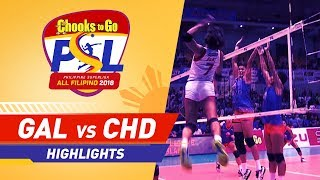 Highlights: Generika-Ayala vs. Cignal HD | PSL All-Filipino Conference 2018