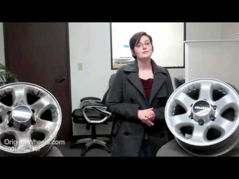 I-350 Rims & I350 Wheels - Video of Isuzu Factory, Original, OEM, stock new & used rim Co.