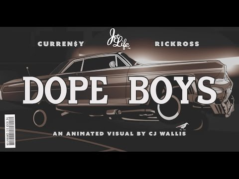 Dope Boys (Feat. Rick Ross)