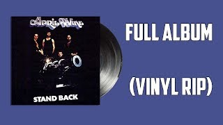April Wine - Stand Back (Vinyl Rip)