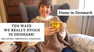 🇩🇰🕯All kinds of Danish hygge! Venindehygge, grillhygge, råhygge...