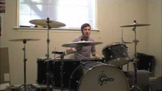 Every Time I Die- Who Invited the Russian Soldier? DRUM COVER
