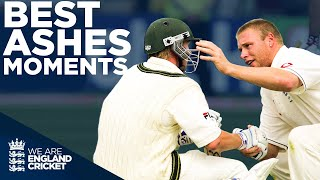 Best Ashes Moments! | Edgbaston 2005, Headingley 2019, Ponting Run Out & More! | England Cricket