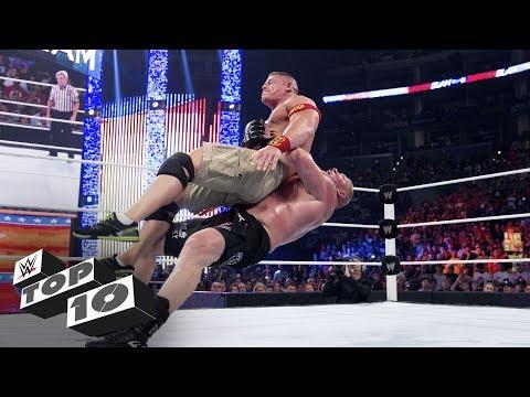 SummerSlam OMG moments: WWE Top 10, Aug. 18, 2018 (видео)