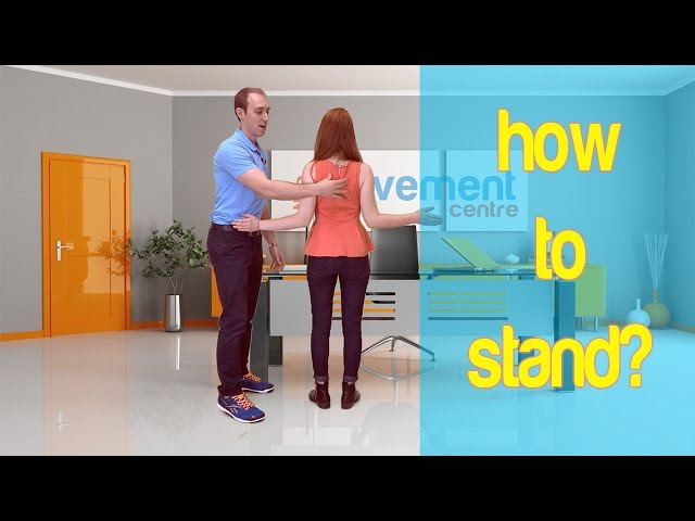 Ep 2: How to Stand