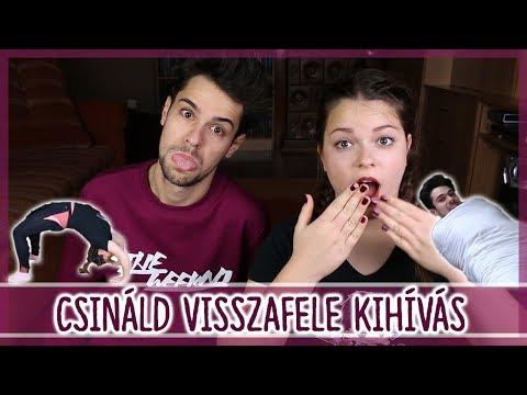 $ CSINÁLD VISSZAFELE KIHÍVÁS $