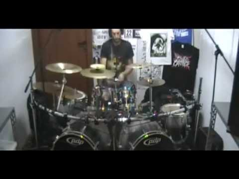 IN CASE OF CARNAGE - Black Widow (drums)
