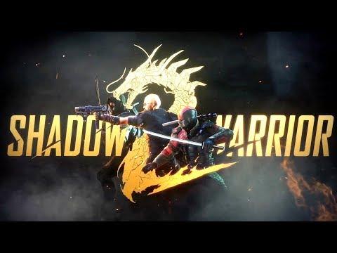 SHADOW WARRIOR 2 All Cutscenes (Game Movie) 1080p 60FPS