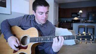 """How to Play """"The Anthem"""" by Planetshakers (Matt McCoy)"""