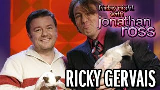 Ricky Gervais | Friday Night With Jonathan Ross | BBC1 14/11/2003 Part 1 Of 2