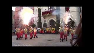 preview picture of video 'Festa Major de Badalona 2013'