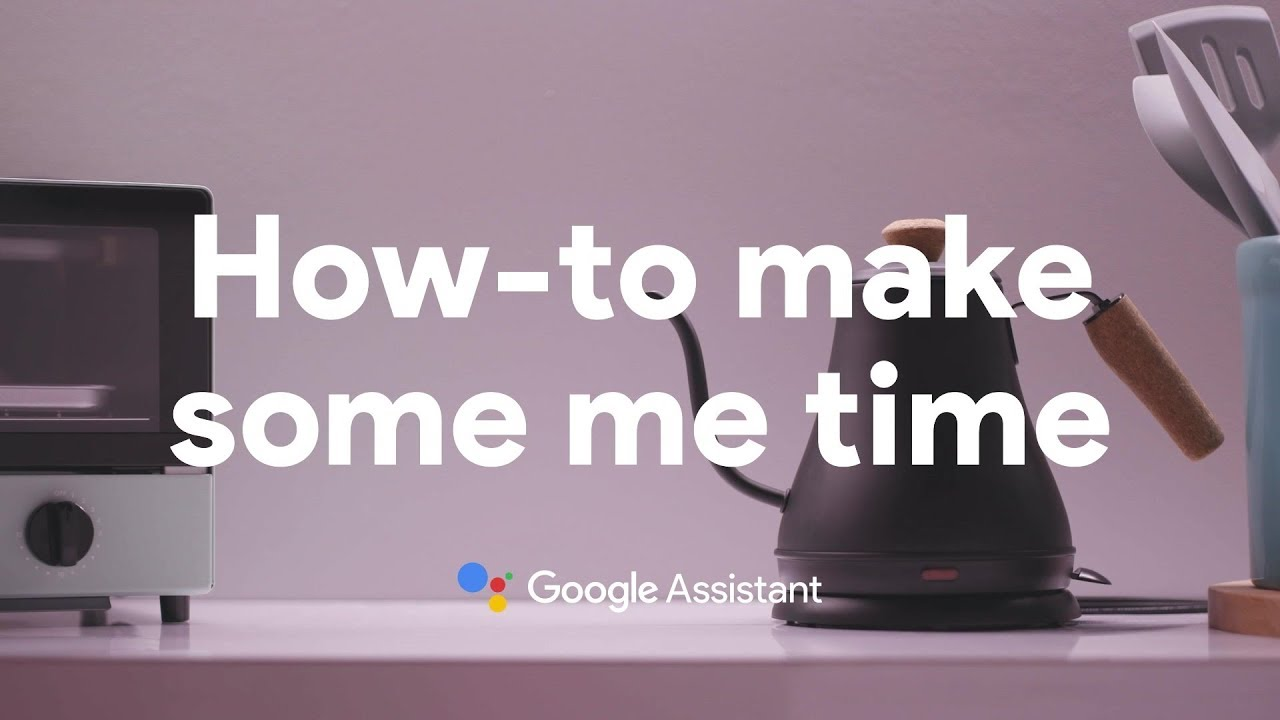 Routines on Google Assistant