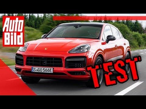 Porsche Cayenne Turbo S E-Hybrid (2019): Test - Power-SUV - Infos