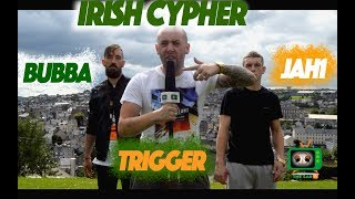 The Labtv Ireland Cypher | Trigger | Bubba | Jah1