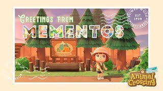 Campsite Design Ideas In Animal Crossing ⛺️ • ACNH Trends | @imAnnaMolly