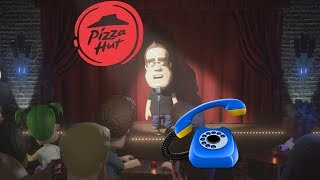 Pizza Hut Manager Gets Mad! - Prank Calling  - Comedy Night
