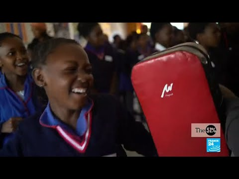 In self defence: teaching South African children to deal with rape epidemic