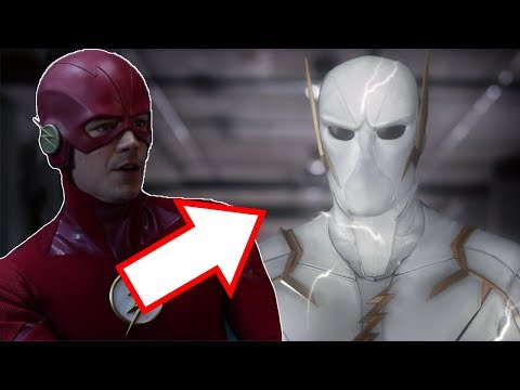 WOW! Godspeed First Look Revealed! - The Flash Season 5