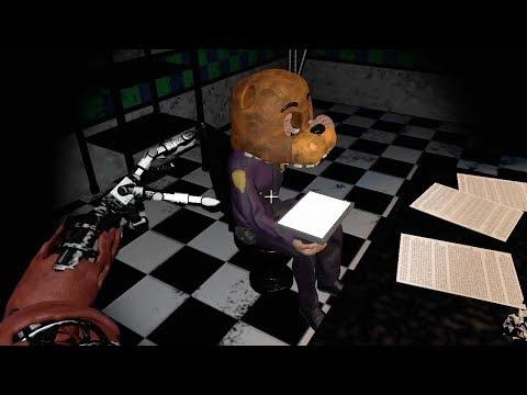 PLAYING AS FOXY RUNNING AFTER THE NIGHTGUARD... | FNAF 2 Playable Animatronics