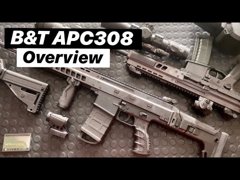 The Swiss Scar 17: B&T APC308 Overview