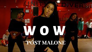 WOW   Post Malone DANCE VIDEO | Dana Alexa Choreography