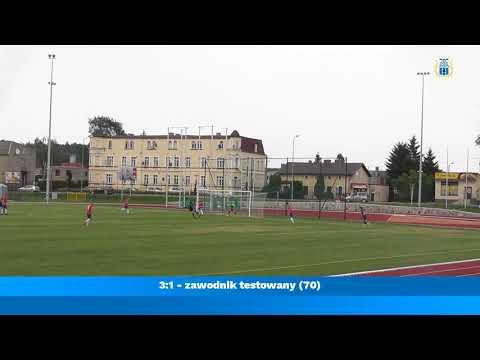 Bramki z meczu IV liga - Stomil Olsztyn 5:1