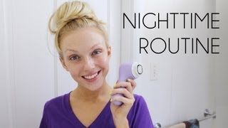 Nighttime Routine | Removing Makeup + Skin Care