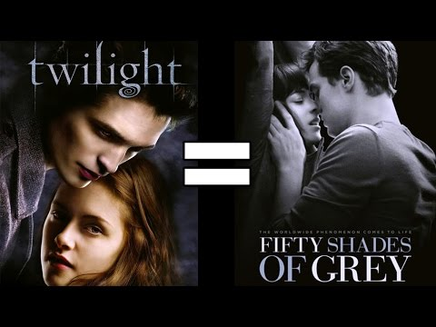 24 Reasons Twilight & Fifty Shades of Grey Are The Same Movie