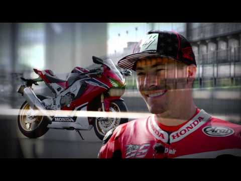 2021 Honda CBR1000RR ABS in San Jose, California - Video 1